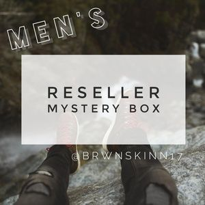 Men's Clothing Reseller Mystery Box 4 or 5 pieces